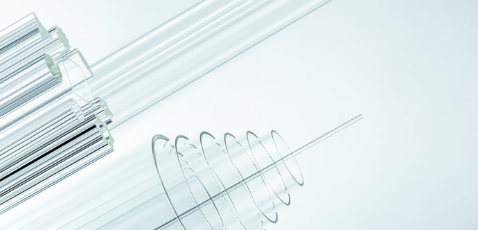 Glass tubing explorer