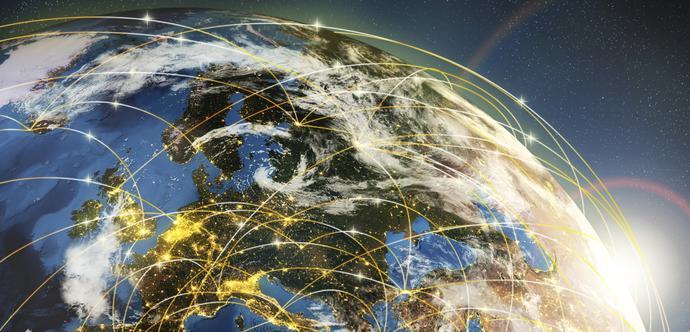 Zuverlässige globale Supply Chain