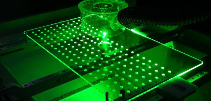 Experte für veredelte Flachglastechnologien und Qualität